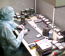 data recovery cleanroom